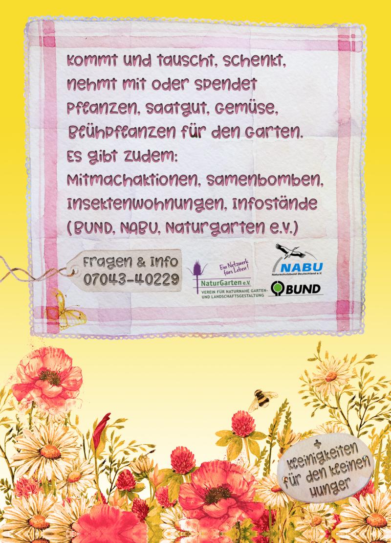 Pflanzentauschboerse201801